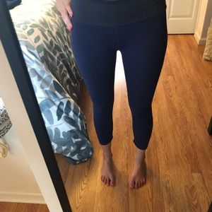 Two Toned Yoga Pants